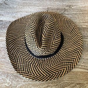 dca3717c3db Vince Camuto Woven POP Band Panama Hat